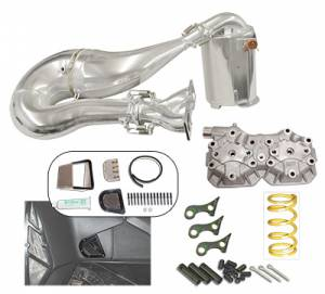 SLP Stage Tuning Kits - SKI DOO