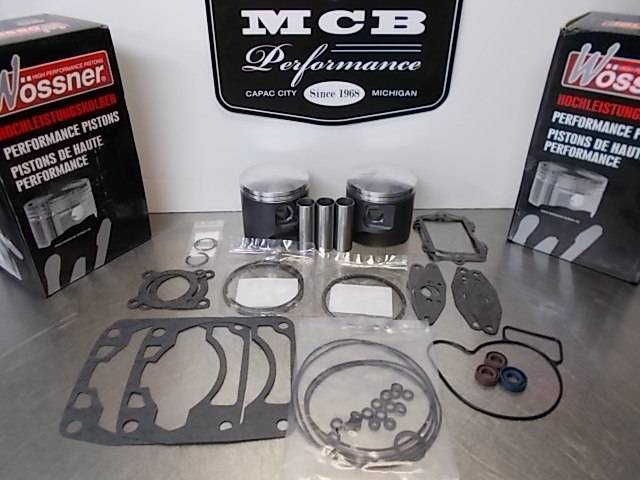 1000cc 2007-2009 FORGED Wossner Piston Kit