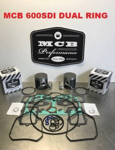 Snowmobile - MCB Piston /Top End Kits:  STAGE -1