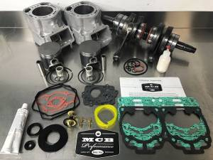 SNOWMOBILE - MCB Engine Rebuild kits: STAGE - 4 SKIDOO