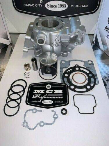 NAMURA PISTON KAWASAKI KX 100 ENGINE REBUILD KIT CRANKSHAFT GASKETS 2006-2013