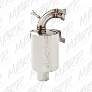 MBRP Exhaust - 2011-2018 SKIDOO REV XP / MXZ / SUMMIT / RENEGADE / GSX / 800 ETEC - MBRP #: 126T209