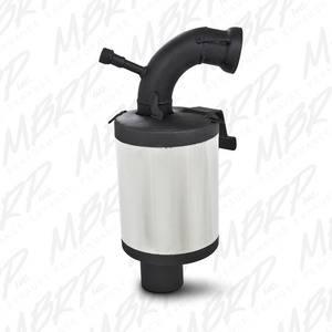 MBRP Exhaust - 2009-2018 SKIDOO REV XP/MXZ / Summit / GSX / Renegade /600HO Etec - MBRP #: 115T209 - Image 1