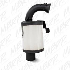 MBRP Exhaust - 2008-2018 SKIDOO REV XP / MXZ / Summit / Renegade / GSX / 800R HO / 600RS / 500TNT / 500SS CARB MODELS - MBRP #: 113T209 - Image 1