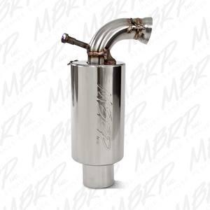 MBRP Exhaust - 2004-2007 SKIDOO REV/ MXZ / Summit / GSX / 600SDI - MBRP #: 1180209 - Image 1