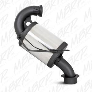 MBRP Exhaust - 1999-2001 SKIDOO ZX / MXZ 600 - MBRP #: 1095306 - Image 1