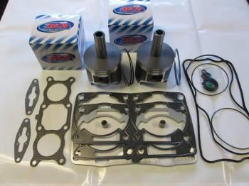 MCB Dual Ring Pistons - 2008-2010 Polaris Dragon/RMK/Switchback MCB Dual Ring  Durability Fix-It Kit 800 CFI