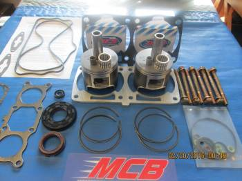 2010 Polaris 800 Piston kit Dragon Switchback Pro RMK fix it durability kit