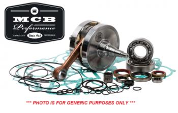 MCB - 1989-2001 Honda CR500R - Crankshaft Complete Bottom End engine Rebuild Kit - Image 1