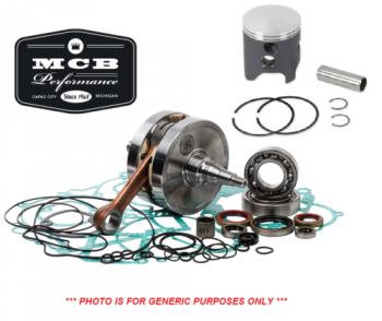 MCB - 1986-1991 Honda CR80R - Complete Engine Rebuild Kit Crankshaft, Piston, Gaskets - Image 1