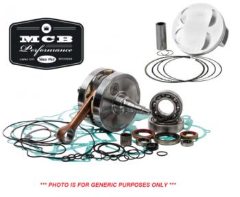 MCB - 2008-2009 Honda CRF250R - Complete Engine Rebuild Kit Crankshaft, Forged Piston, Gasket - Image 1