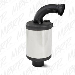 MBRP Exhaust - 2003-2007 SKIDOO REV / MXZ / Summit / GSX / 500SS /600 / 800 / 800HO - MBRP #: 116T307 - Image 1