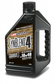 Maxima - Maxima Syn-Blend 10w40  1-Liter - Image 1