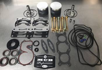 MCB - 2008 2009 Polaris 800 Piston kit IQ Dragon Switchback RMK fix it durability kit - FORGED