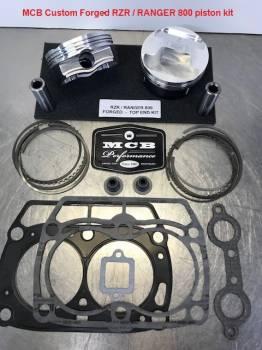 MCB - Polaris 800 Ranger Top End Kit FORGED - Image 1