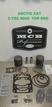 MCB - 600cc MCB PISTON KIT ARCTIC CAT C-TEC2 2014-UP - Image 1