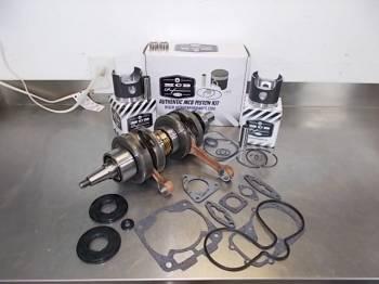 MCB - MCB Engine Kit Stage-2 Crankshaft & DUAL-Ring FORGED Piston Kit 600 2007-2014 - Image 1