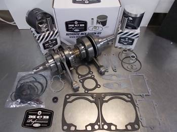MCB - MCB Engine Kit Stage-2 Crankshaft & DUAL-Ring FORGED Piston Kit ARCTIC CAT 800 2007-2010 - Image 1