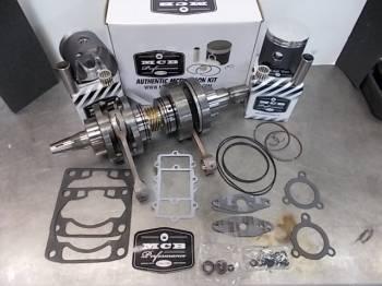 MCB - MCB Engine Kit Stage-2 Crankshaft & DUAL-Ring FORGED Piston Kit ARCTIC CAT 700 M7 2003-2010 - Image 1