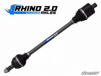 MCB - Polaris RZR XP 1000 Extended Length Heavy Duty Axles 2014+ - Rhino 2.0 - Image 1