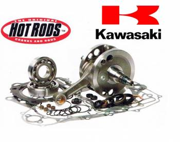 MCB - Kawasaki 2004 KX 250 Bottom End engine rebuild Kit crankshaft - Image 1