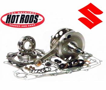 MCB - Suzuki 2002-2019 RM85 Bottom End crankshaft Kit with Piston and cylinder options - Image 1