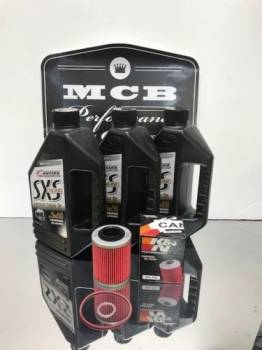 Maxima Lubricants - Can Am BRP Maverick HD Full service oil change kit including o-rings 3 quarts - Image 1