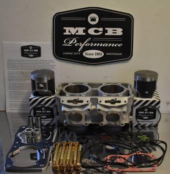 2010 Polaris 800 Piston kit Dragon Switchback Pro RMK fix it kit w/ cylinder- CAST