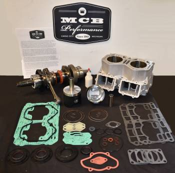 MCB - 2009-10 Ski Doo 800R MCB Stage 3 Engine Rebuild Kit - Image 1