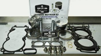 Polaris - MCB Polaris RANGER 900 Stage 1 Top End Pro-Series Piston & Gasket Kit 2014 & Current - Image 1