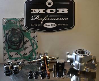 Honda - 2003-2007Honda CR 85R Engine Rebuild Kit CRANKSHAFT, PISTON, GASKETS - Image 1