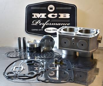MCB - 2005-2015 Polaris RZR - CAST Top End Rebuild Kit w/ Cylinder - Image 1
