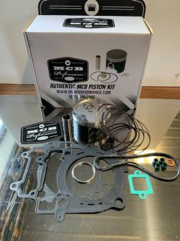 MCB - Stage 1 Polaris 570 Complete Top End Piston Kit - Image 1