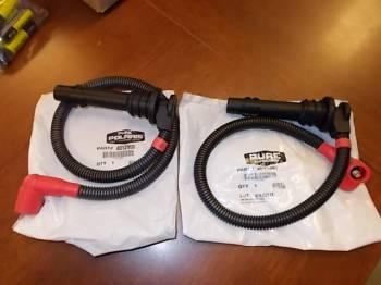 Polaris - NEW OEM Polaris spark plug wire SET (BOTH MAG AND PTO !) #4012990 & #4012991 - Image 1