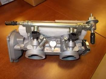 Polaris - NEW OEM Polaris Throttle Body with Injectors, Fuel rail and TPS. #1204120 2012-2014 900 RZR - Image 1