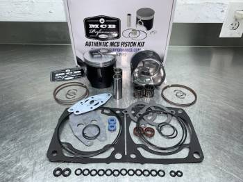 MCB - Dual Ring Pistons - Arctic Cat 800 HO C-TEC2 2018-2019 PISTON KITS - Image 1