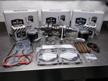 MCB - MCB Engine Kit - STAGE 2 - POLARIS 800 Pro-R Switchback, Assault, Rush, RMK 2011-2012 - Image 1