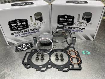Wossner Pistons - Polaris Sportsman  / Scrambler 1000 Forged Piston Top-end repair kit 2014 to Current - Image 1