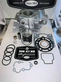 MCB - 2006-2013 Kawasaki KX85 Complete Top End Piston kit WITH Cylinder. - Image 1