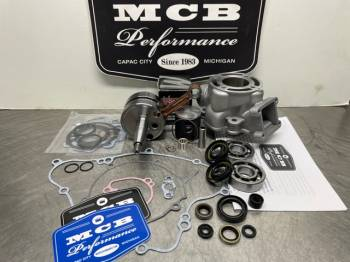 MCB Stage 3 Kawasaki KX 65, KX65 Engine rebuild kit, Crankshaft, Cylinder, Piston, gaskets, seals.2006 2007 2008 2009 2010 2011 2012 2013 2014 2015 2016 2017 2018 2019 2020 - Image 1