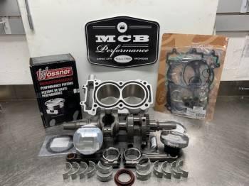 MCB - 2014-2021 POLARIS RZR 1000, GENERAL 1000, RANGER 1000  - MCB Stage 3 Engine Rebuild Kit - Crankshaft, Pistons, Gaskets, and Cylinder - Image 1