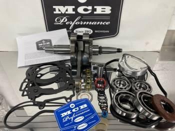 MCB - MCB Stage 2 Polaris 570 Engine rebuild kit, rotating kit, Crankshaft, Piston Kit, full gasket, seals, and bearings - Image 1