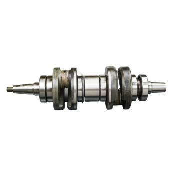 MCB - Crankshaft Polaris 440XCR, 500, 500 classic, 500 RMK, 500XC, 500 XC SP, 500 EDGE,  2201234, big brass 6-tooth gear, 2202520, 2203580 - Image 1