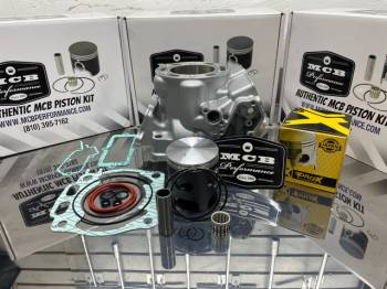 MCB - 1999-2021 Yamaha YZ250 Pro-X Top End Rebuild Kit with a Re-plated Cylinder 5UP-11311-21-00 - Image 1