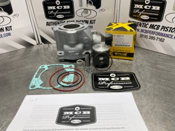 MCB - 1993-2001 Yamaha YZ80 Top End Rebuild Kit with a  Re-plated Cylinder 4ES-11311-3-00 - Image 1