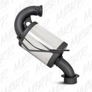MBRP Exhaust - 1999-2001 SKIDOO ZX / MXZ 600 - MBRP #: 1095306