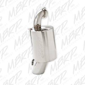 MBRP - Polaris - MBRP Exhaust - 2010-2012 POLARIS Rush 600 - MBRP #: 4230215