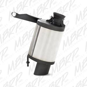 MBRP - Arctic Cat - MBRP Exhaust - 2010-2014 Arctic Cat Sno Pro 500 - MBRP #: 232T305