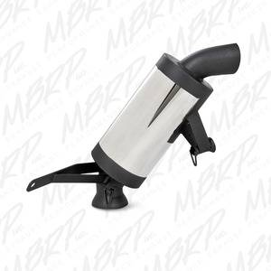 MBRP - Arctic Cat - MBRP Exhaust - 2009-2011 ARCTIC CAT Z1 TURBO - MBRP #: 2271017