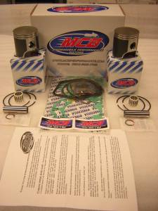 MCB - Ski Doo - 600 RS 2008-Current MCB Dual Ring Piston Kit